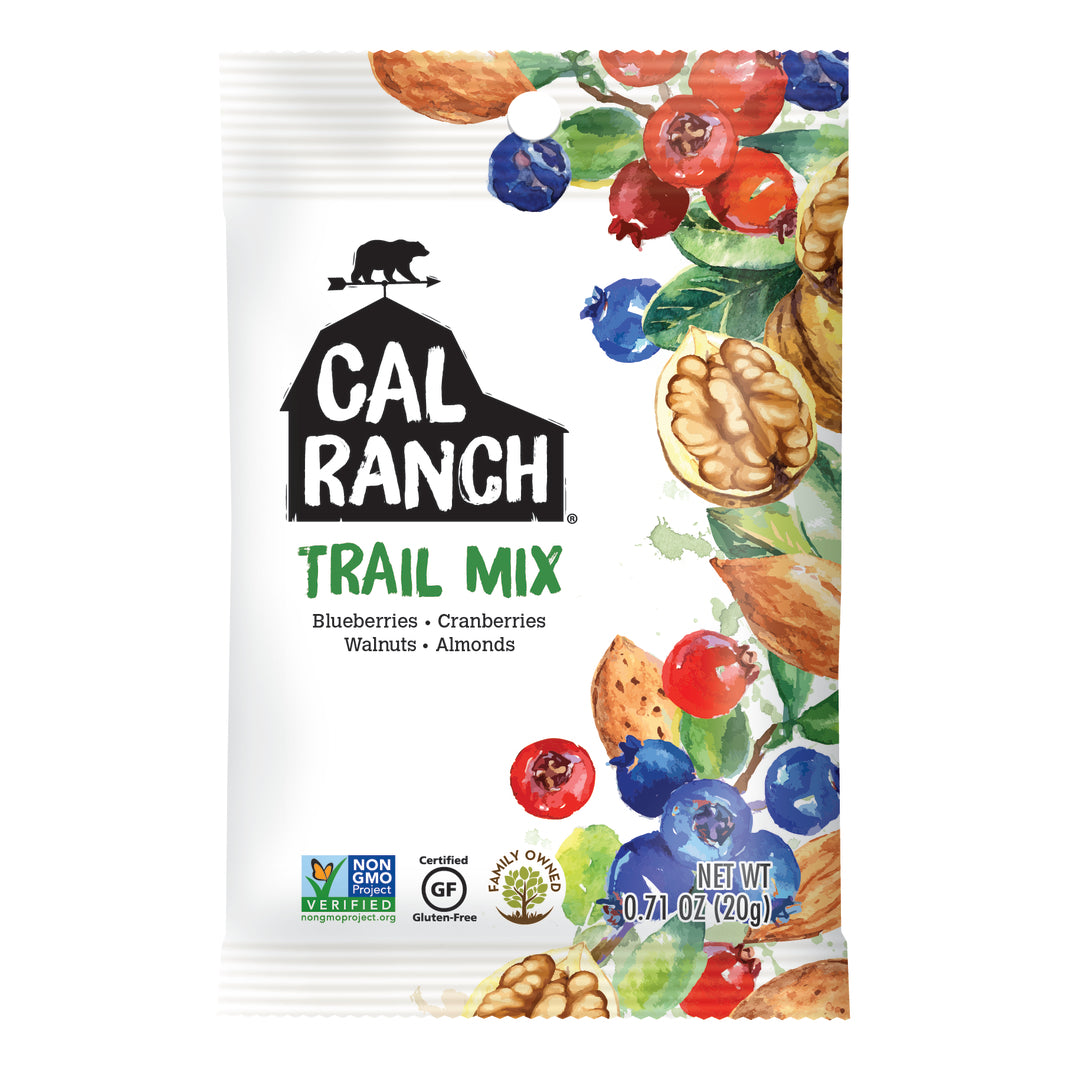 Cal Ranch Trail Mix, 20g.