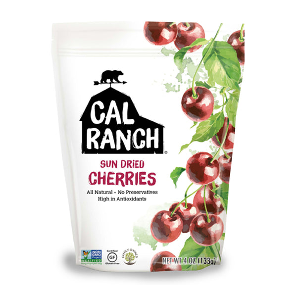 Cal Ranch California Dried Cherries, 113g.