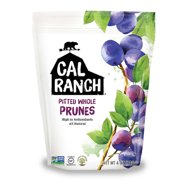 Cal Ranch Pitted California Prunes, 113g.