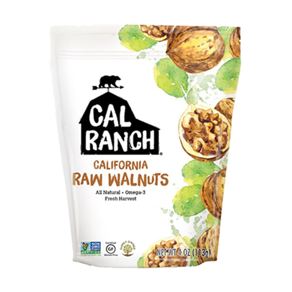 Cal Ranch California Walnuts, 113g.
