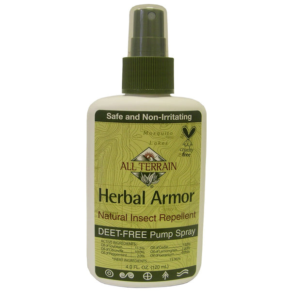 All Terrain Herbal Armor Spray, 120 ml.