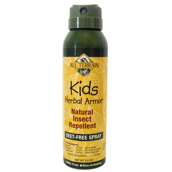 All Terrain Kids' Herbal Armor Continuous Spray, 88.7ml