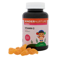 KinderNurture Vitamin C, 60 gummies