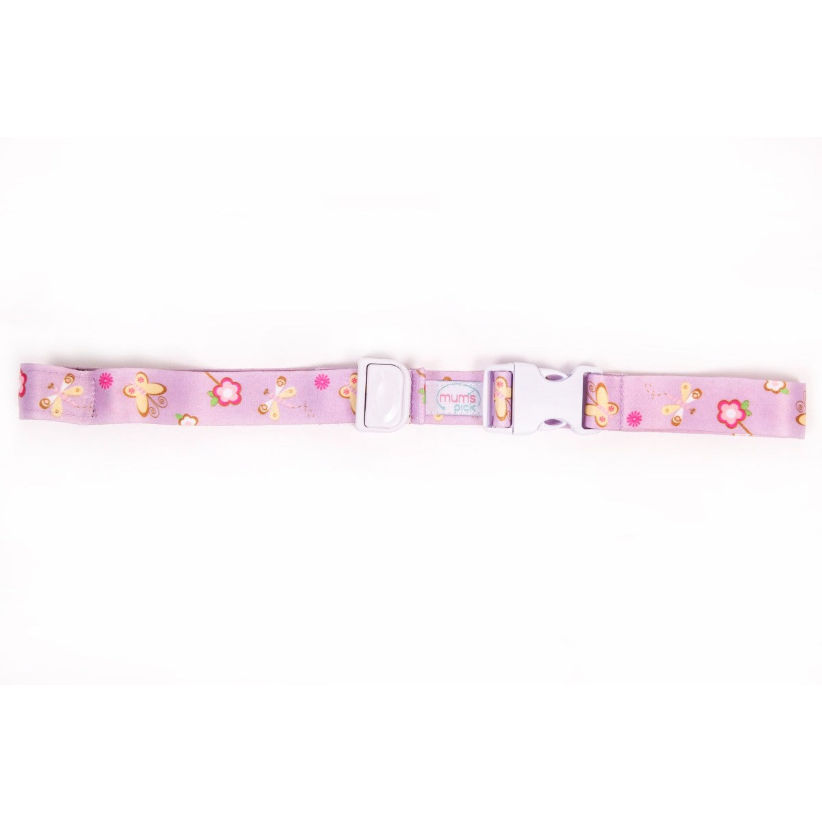 Mumspick Sippy leash Pink-NaturesWisdom