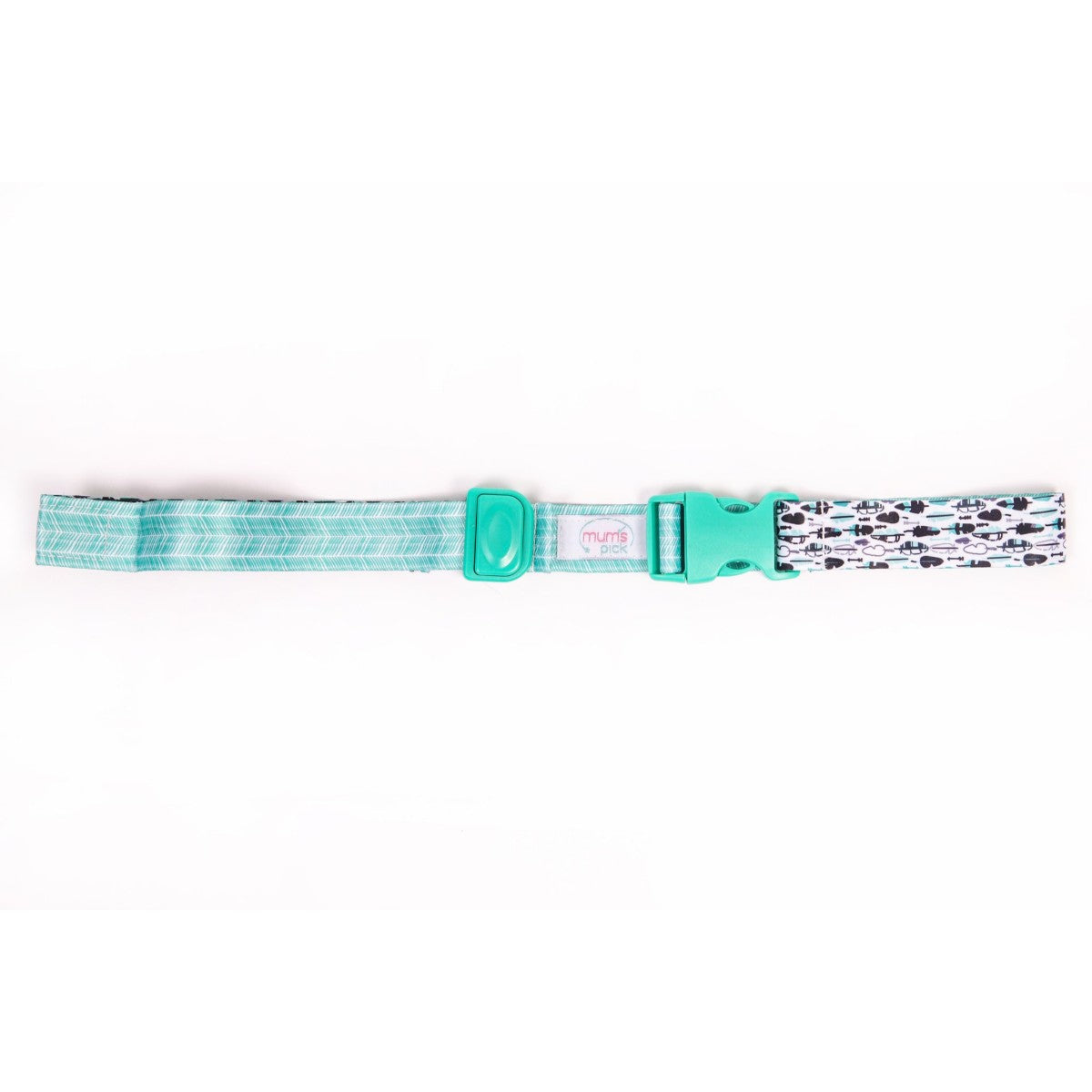 Mumspick Sippy leash Mint-NaturesWisdom