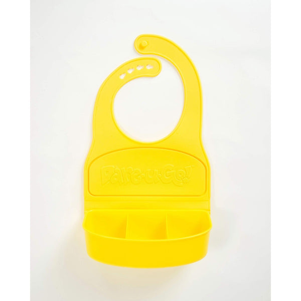 DareUGo DareUGo Bib Food Container, Yellow