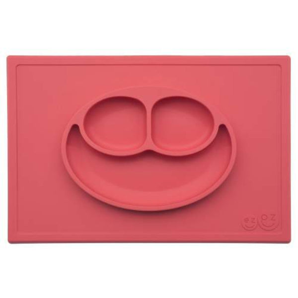 EZPZ Happy Mat in Coral