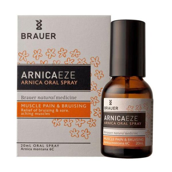 Brauer Arnicaeze Arnica Oral Spray, 20ml.