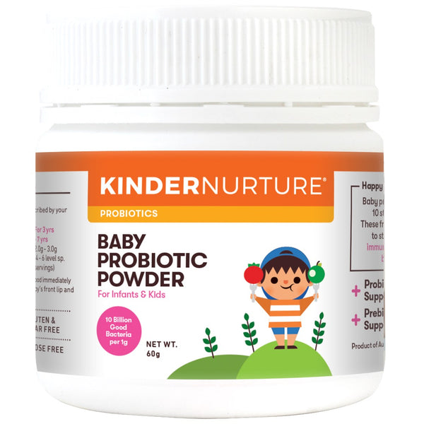 KinderNurture Baby Probiotic Powder, 60g