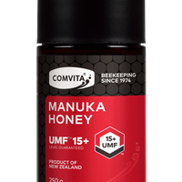 15% OFF [Bundle of 2] Comvita Manuka Honey UMF™ 15+, 250 g.