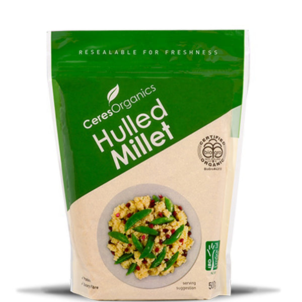 Ceres Organics Hulled Millet,500g
