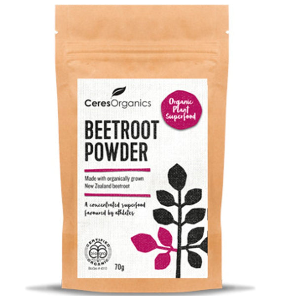 Ceres Organics Beetroot Powder,70g