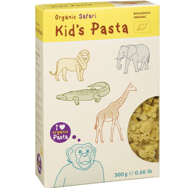 ALB Gold Organic Kid's Pasta Safari, 300 g.