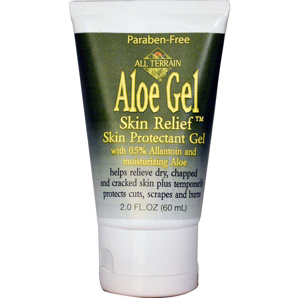 All Terrain Aloe Gel Skin Repair (Paraben Free), 60 ml.