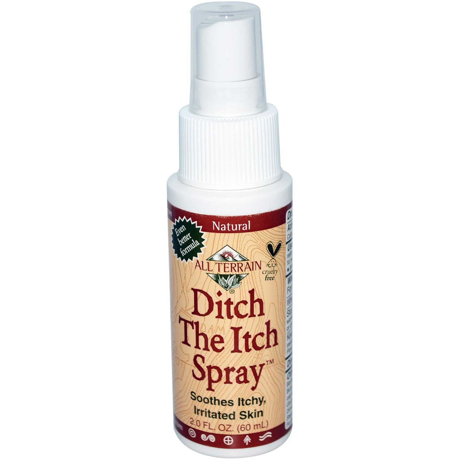 All Terrain Ditch The Itch Spray, 60 ml.