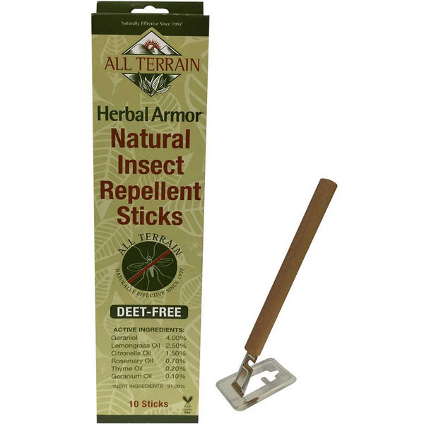 All Terrain Herbal Armor Sticks, 10pcs