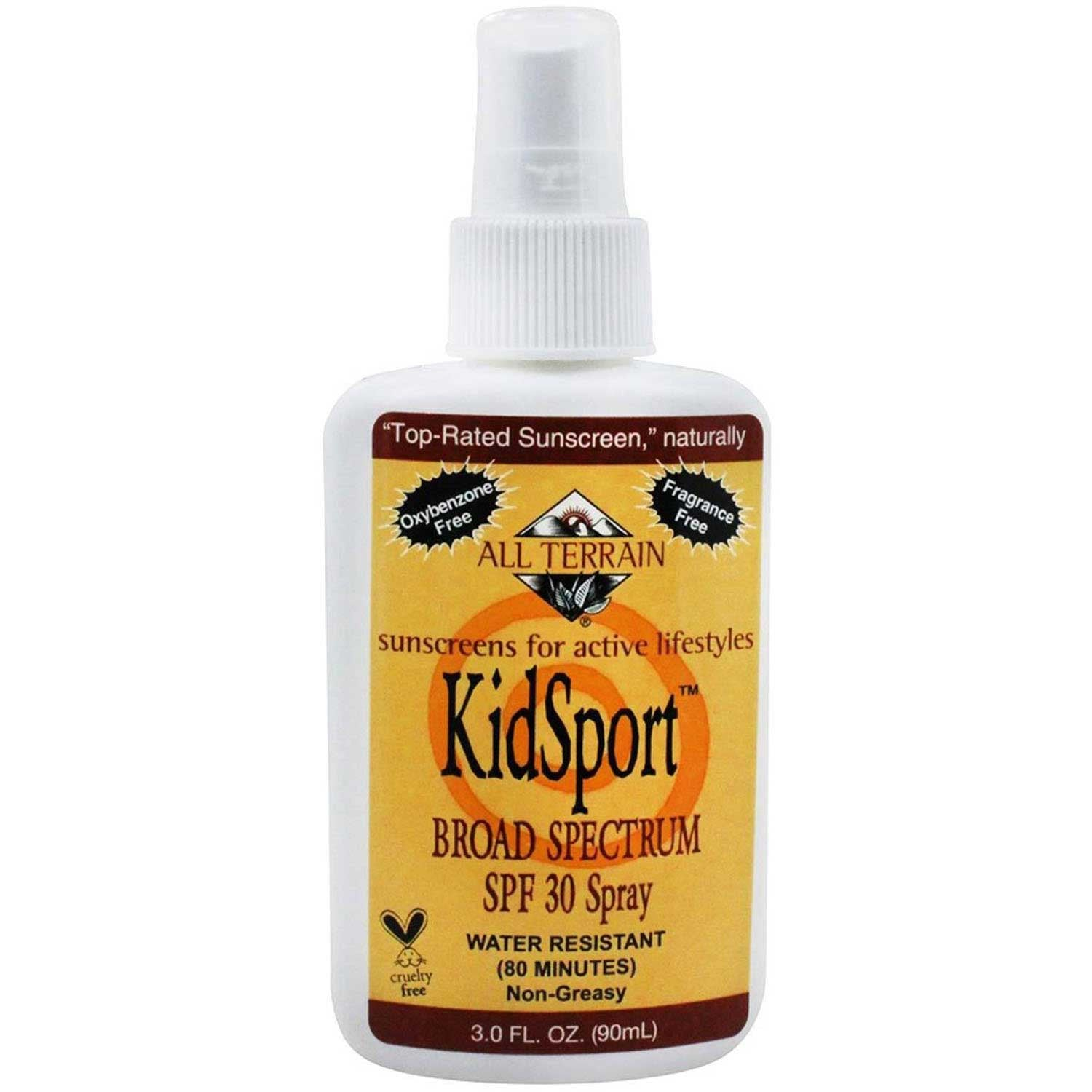 All Terrain KidSport SPF 30+ Spray, 90 ml.