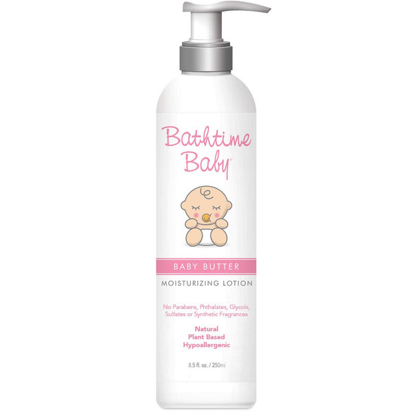 Bathtime Baby Baby Butter Moisturizing Lotion, 250ml.