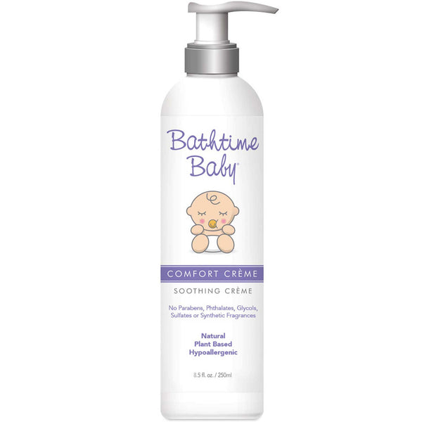 Bathtime Baby Comfort Crème Soothing Crème, 250ml.