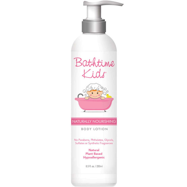 Bathtime Kids Naturally Nourishing Body Lotion, 250ml.