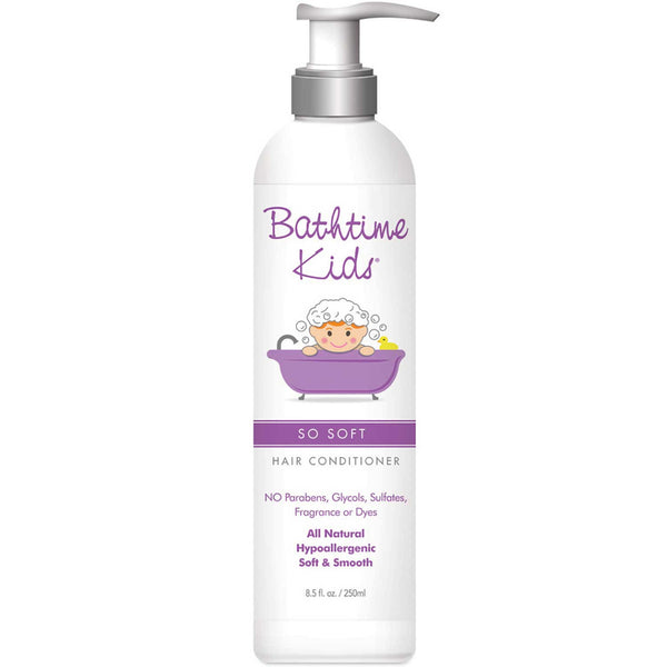 Bathtime Kids So Soft Hair Conditioner, 250ml.