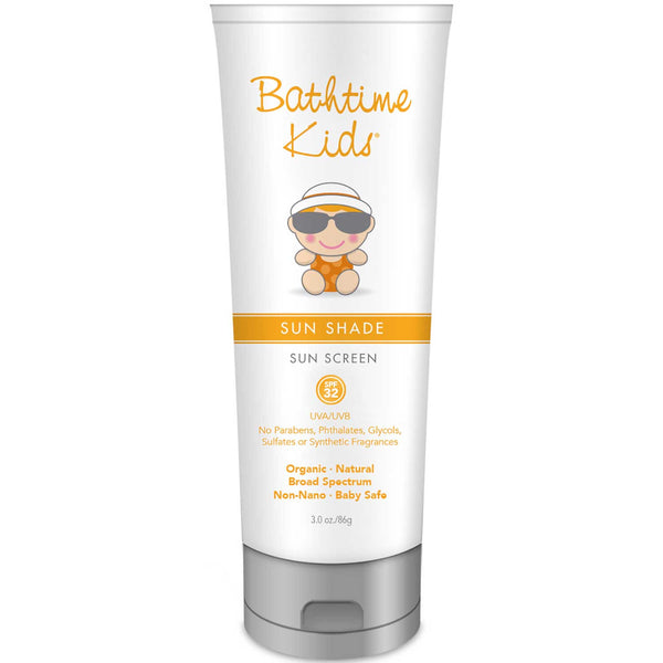 Bathtime Kids Sun Shade Sun Screen SPF 32, 86g.