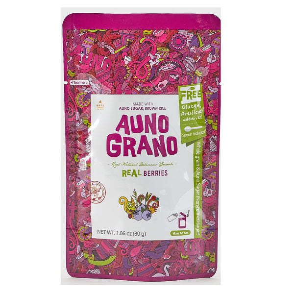 Auno Grano Berries, 30 g. (Expiry: July2020)