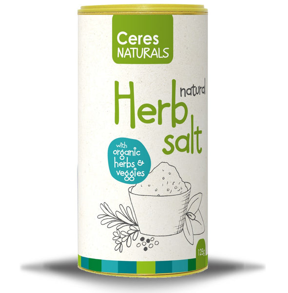 Ceres Organics Herb Salt, 125 g.