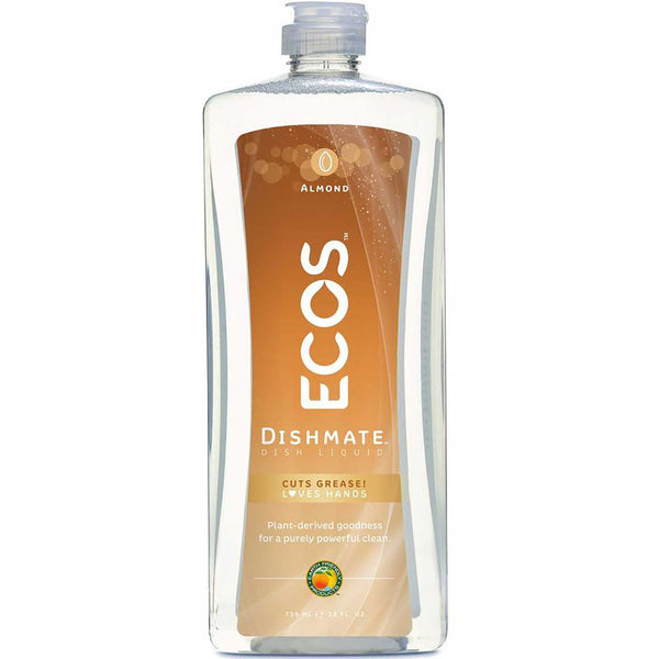 Earth Friendly Dishmate - Natural Almond, 739 ml.