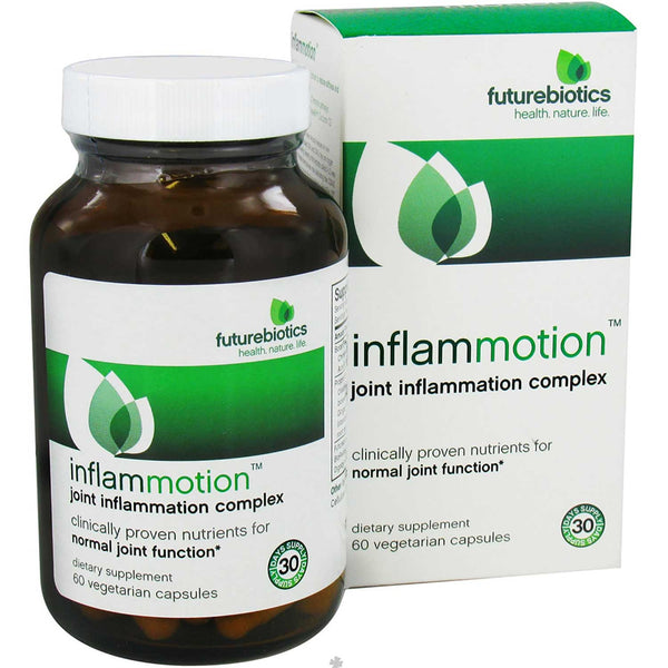 Futurebiotics InflamMotion, 60 caps.