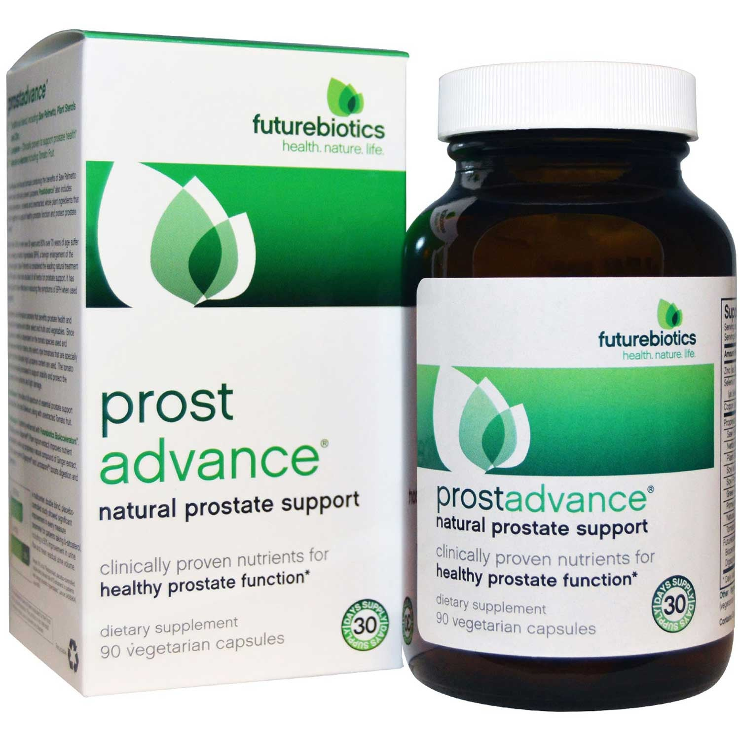 Futurebiotics ProstAdvance, 90 vcaps.-NaturesWisdom