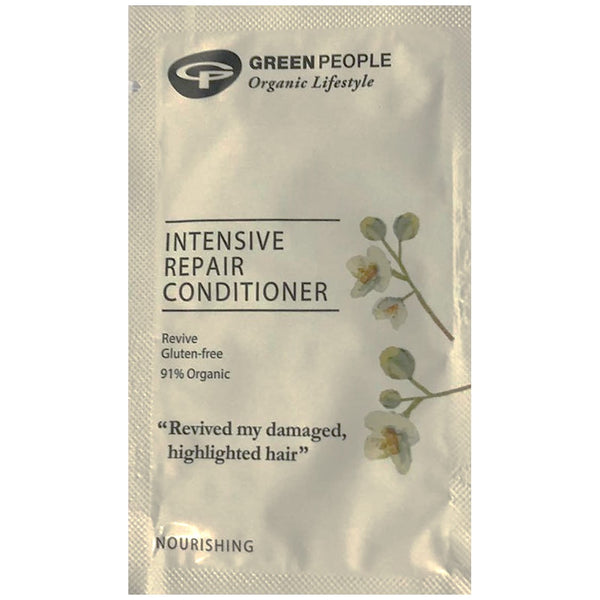 FREE SAMPLE Green people Intensive Repair Conditioner