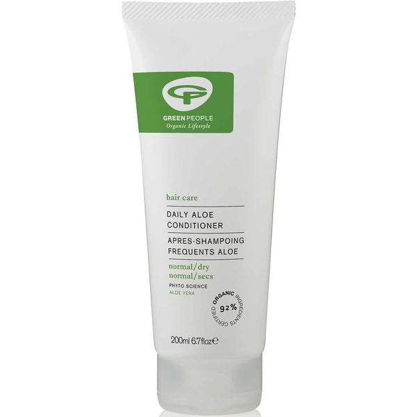 Green People Daily Aloe Conditioner, 200 ml.