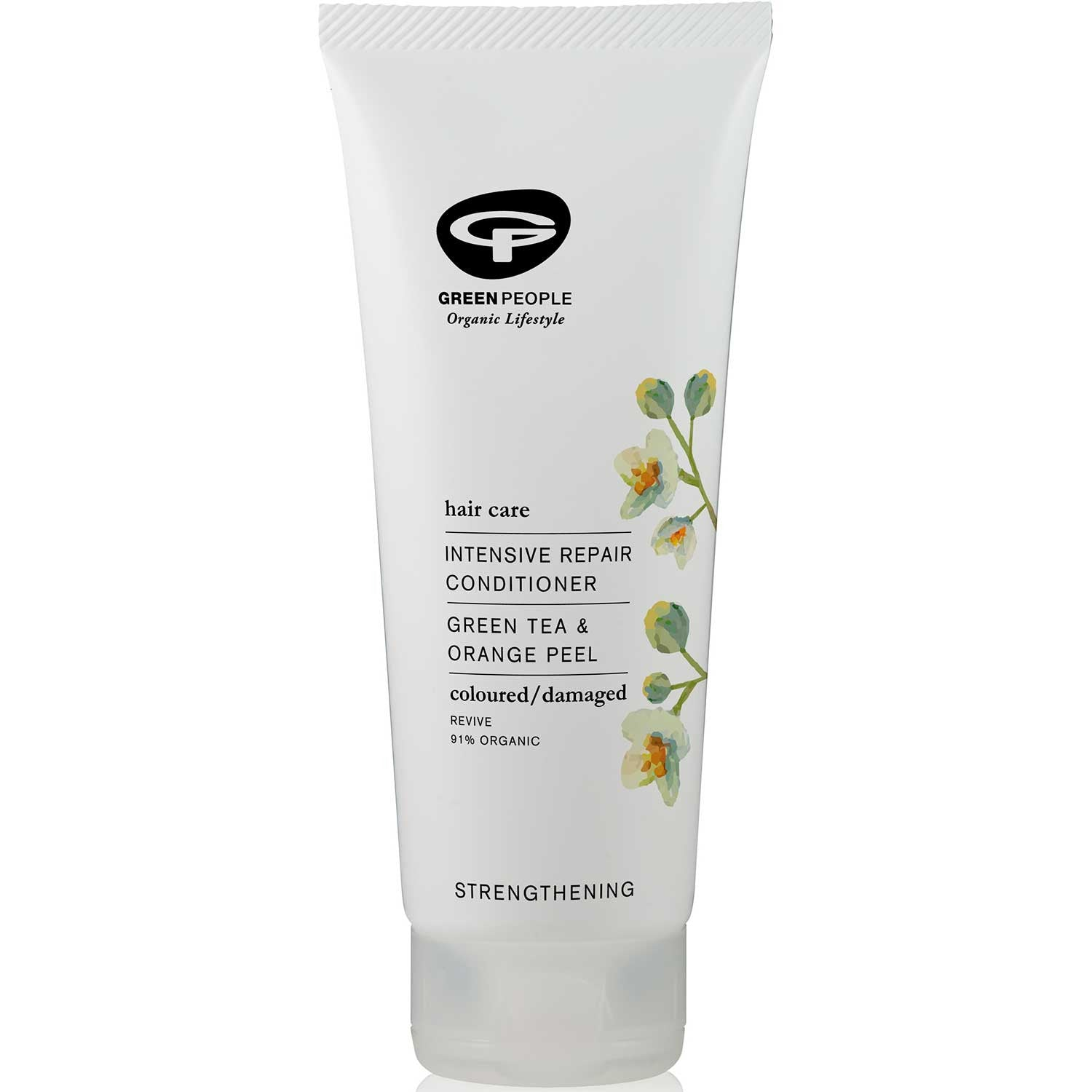Green People Intensive Repair Conditioner, 200 ml.-NaturesWisdom