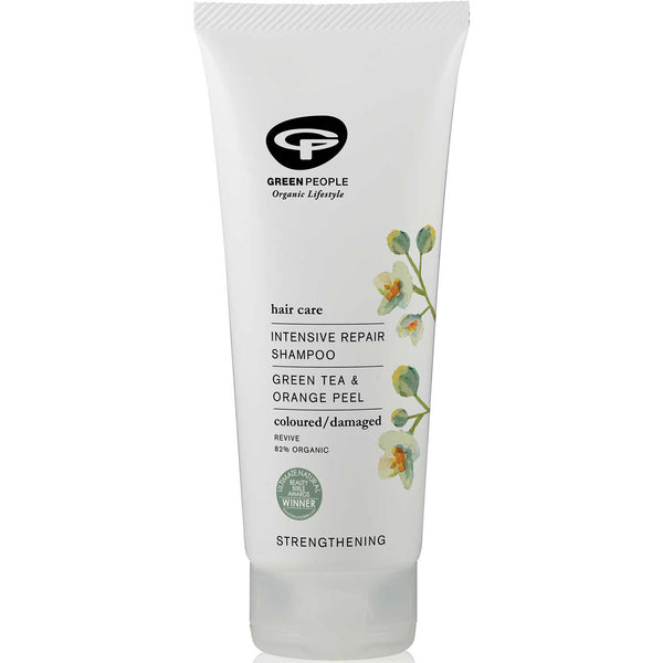Green People Intensive Repair Shampoo, 200 ml.