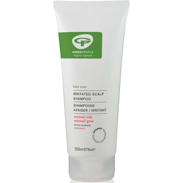 Green People Irritated Scalp Shampoo, 200 ml.