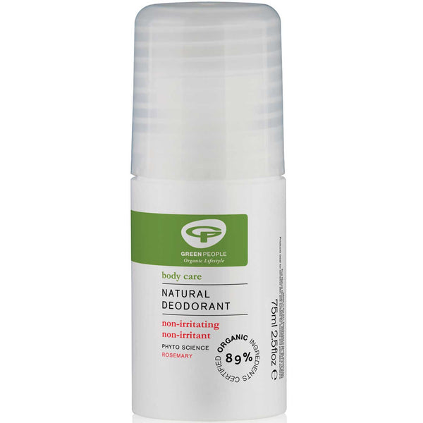 Green People Natural Deodorant - Rosemary, 75 ml.