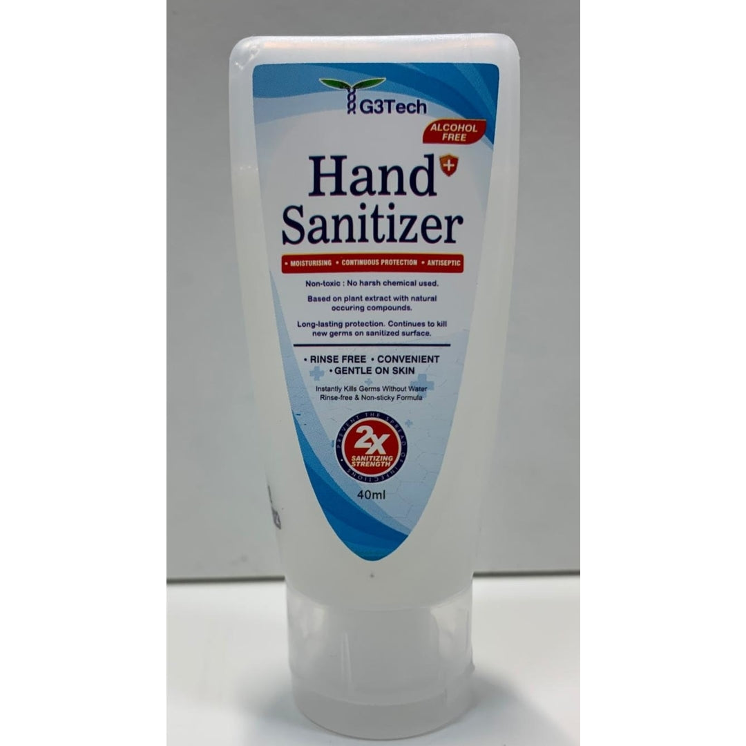 G3Tech Hand Sanitizer, 40ml