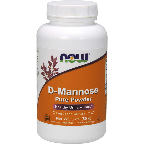 NOW D-Mannose Powder, 85 g.