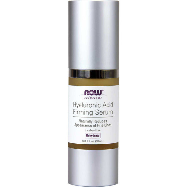 NOW Solutions Hyaluronic Acid Firming Serum, 30 ml.