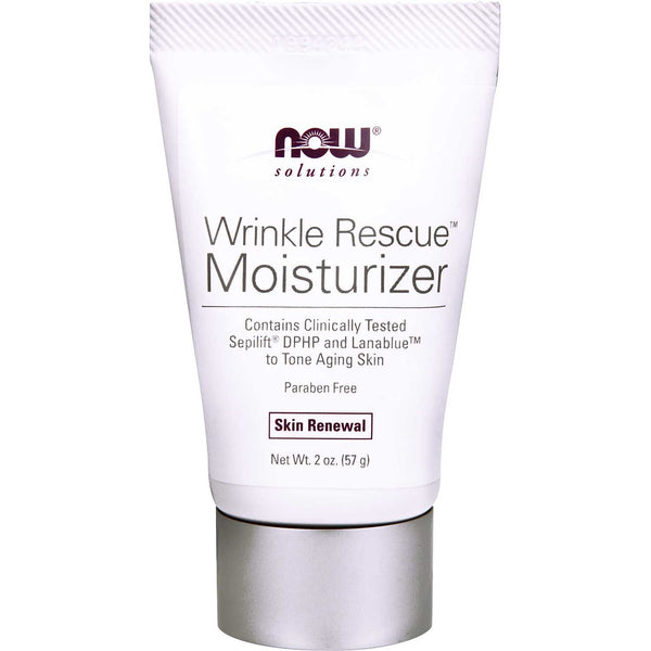 NOW Solutions Wrinkle Rescue Moisturizer, 57 g.