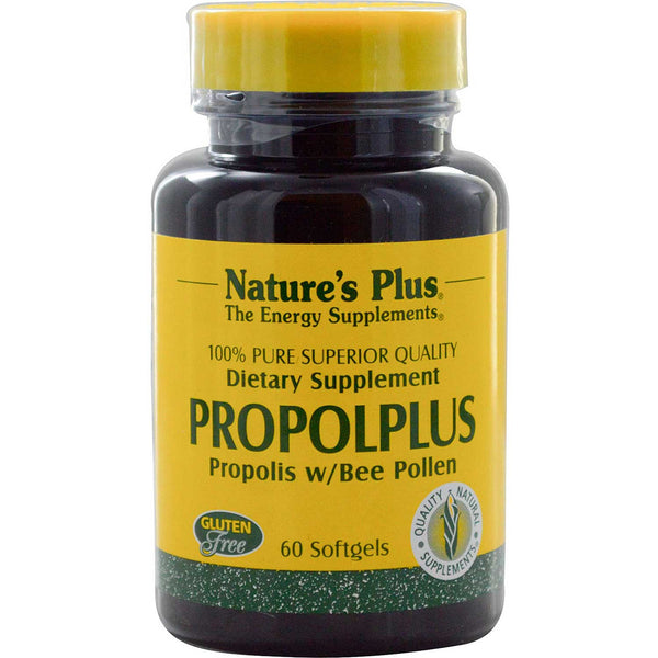 Natures Plus Propolplus, 60 sgls.