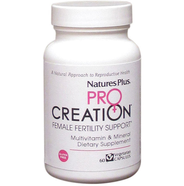 Natures Plus DreamQuest ProCreation Female Fertility Support, 60 vcaps.