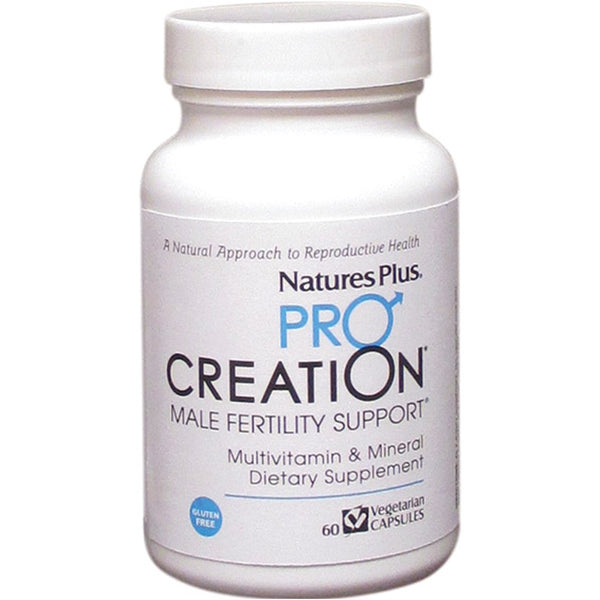 Natures Plus DreamQuest ProCreation Male Fertility Support, 60 vcaps.