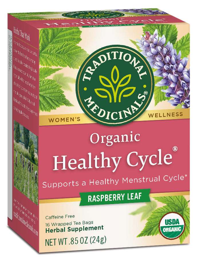 Traditional Medicinals Healthy Cycle, 16 bags