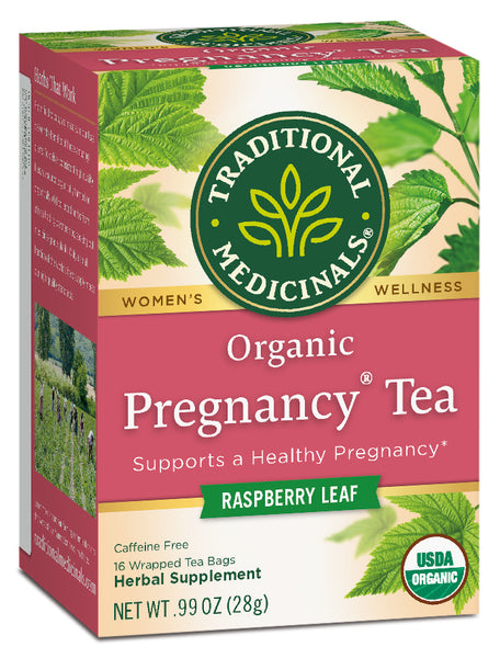 Traditional Medicinals Pregnancy Tea, 16 bags