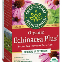 Traditional Medicinals Organic Echinacea Plus Tea, 16 bags