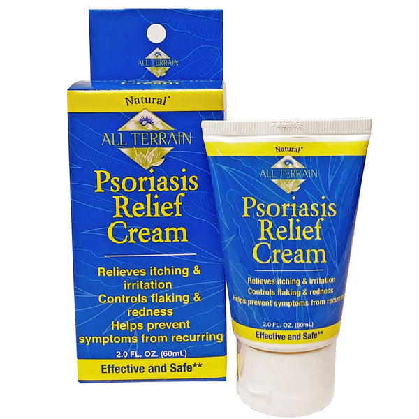 All Terrain Psoriasis Cream, 60 ml.