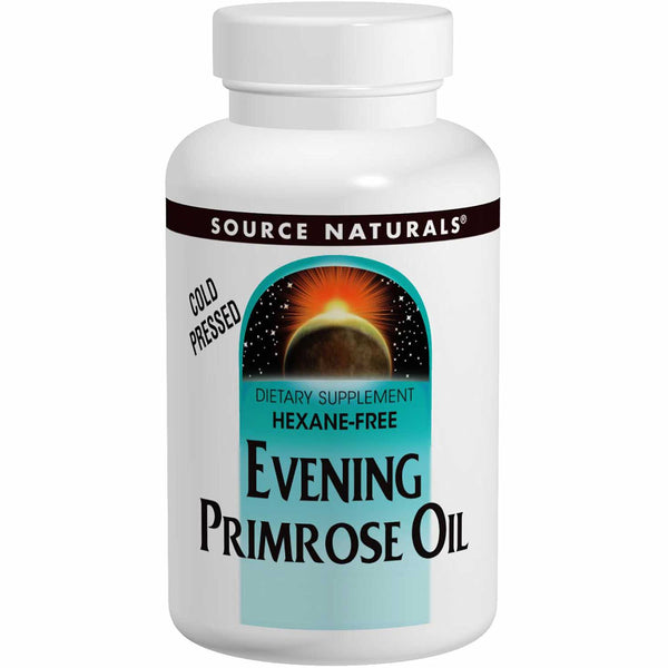 Source Naturals Evening Primrose Oil (500 mg), 90 sgls.