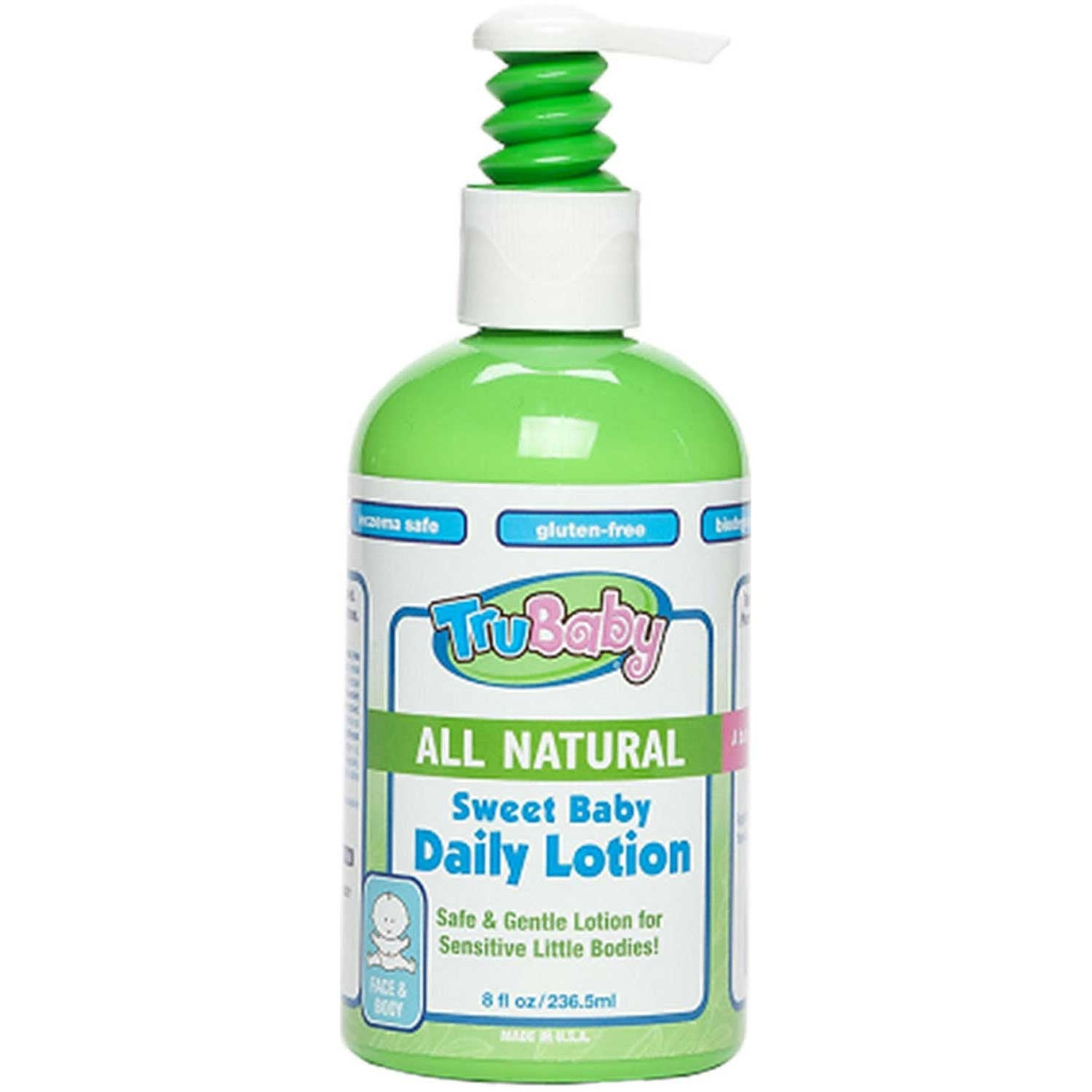 TruBaby Sweet Baby Daily Lotion, 236.5 ml-NaturesWisdom